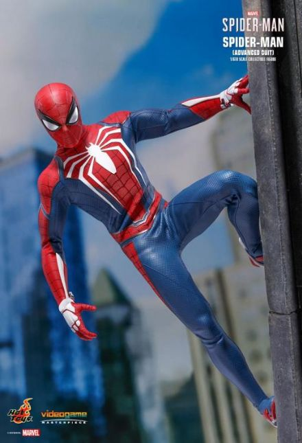 Hot Toys 1:6 Marvel's Spiderman Advanced Suit